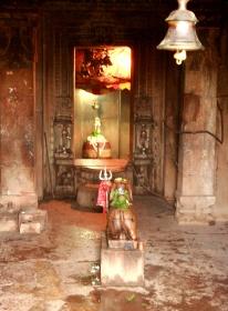 Brahmeswar inre helgedom