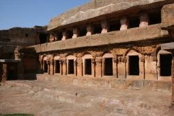 Ranigumpha Udayagiri ca 100 år f.Kr.